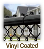 Chain Link Fencing Company O Neill Fence Montgomery