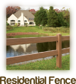 Split Rail Fencing Company O Neill Fence Montgomery
